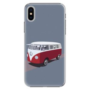 Plastové pouzdro iSaprio VW Bus na mobil Apple iPhone X