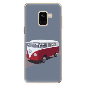 Plastové pouzdro iSaprio VW Bus na mobil Samsung Galaxy A8 2018