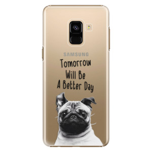 Plastové pouzdro iSaprio Better Day 01 na mobil Samsung Galaxy A8 2018