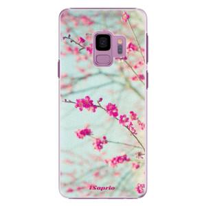 Plastové pouzdro iSaprio Blossom 01 na mobil Samsung Galaxy S9