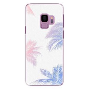 Plastové pouzdro iSaprio Palmy 10 na mobil Samsung Galaxy S9