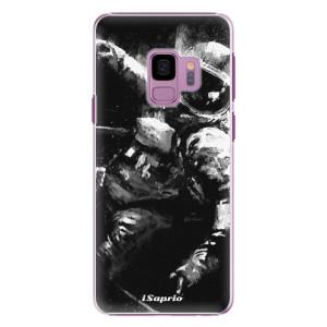 Plastové pouzdro iSaprio Astronaut 02 na mobil Samsung Galaxy S9