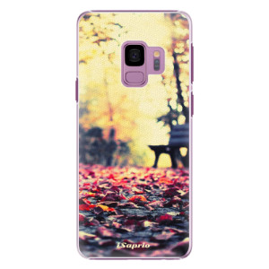 Plastové pouzdro iSaprio Bench 01 na mobil Samsung Galaxy S9