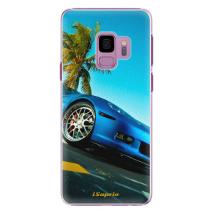Plastové pouzdro iSaprio Kára 10 na mobil Samsung Galaxy S9