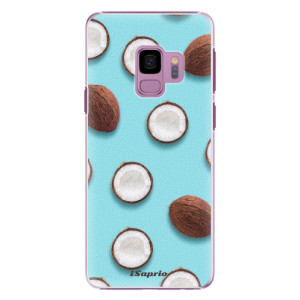 Plastové pouzdro iSaprio Kokos 01 na mobil Samsung Galaxy S9