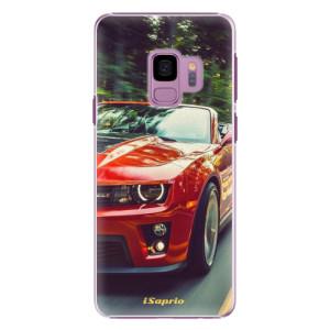 Plastové pouzdro iSaprio Chevrolet 02 na mobil Samsung Galaxy S9