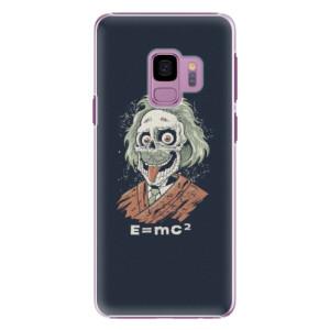 Plastové pouzdro iSaprio Einstein 01 na mobil Samsung Galaxy S9