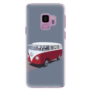 Plastové pouzdro iSaprio VW Bus na mobil Samsung Galaxy S9