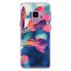 Plastové pouzdro iSaprio Autumn 01 na mobil Samsung Galaxy S9