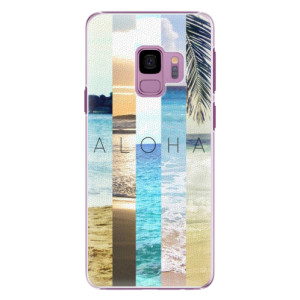 Plastové pouzdro iSaprio Aloha 02 na mobil Samsung Galaxy S9