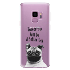 Plastové pouzdro iSaprio Better Day 01 na mobil Samsung Galaxy S9
