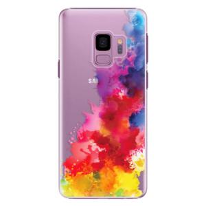 Plastové pouzdro iSaprio Color Splash 01 na mobil Samsung Galaxy S9