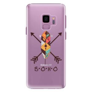 Plastové pouzdro iSaprio BOHO na mobil Samsung Galaxy S9