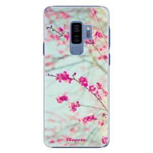Plastové pouzdro iSaprio Blossom 01 na mobil Samsung Galaxy S9 Plus