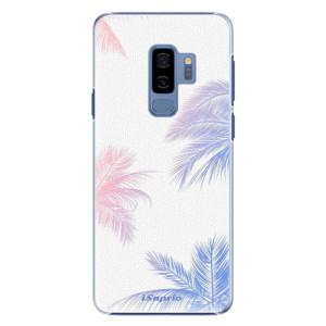Plastové pouzdro iSaprio Palmy 10 na mobil Samsung Galaxy S9 Plus