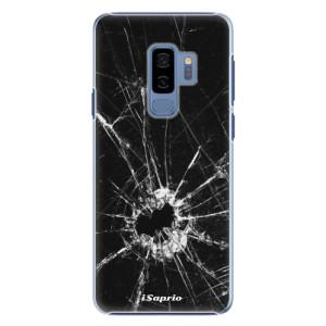 Plastové pouzdro iSaprio Broken Glass 10 na mobil Samsung Galaxy S9 Plus