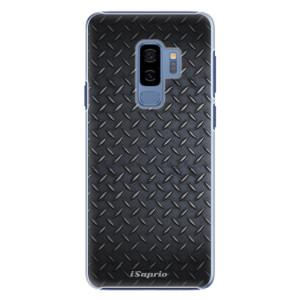 Plastové pouzdro iSaprio Kov 01 na mobil Samsung Galaxy S9 Plus
