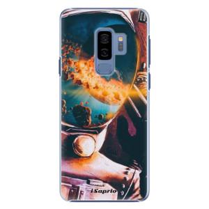 Plastové pouzdro iSaprio Astronaut 01 na mobil Samsung Galaxy S9 Plus