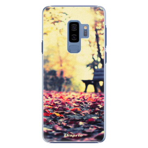 Plastové pouzdro iSaprio Bench 01 na mobil Samsung Galaxy S9 Plus