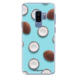 Plastové pouzdro iSaprio Kokos 01 na mobil Samsung Galaxy S9 Plus