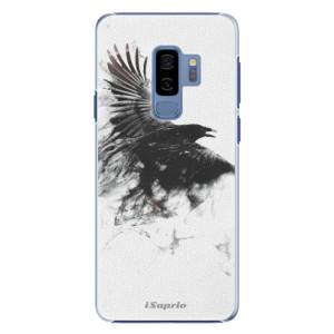 Plastové pouzdro iSaprio Havran 01 na mobil Samsung Galaxy S9 Plus