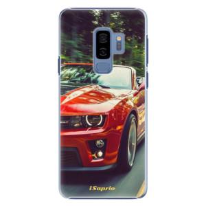 Plastové pouzdro iSaprio Chevrolet 02 na mobil Samsung Galaxy S9 Plus