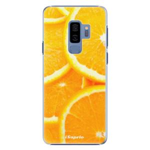 Plastové pouzdro iSaprio Pomeranče na mobil Samsung Galaxy S9 Plus