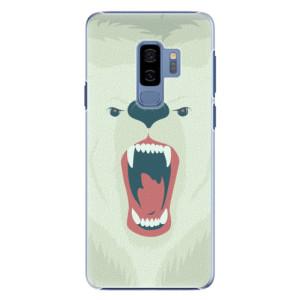 Plastové pouzdro iSaprio Angry Bear na mobil Samsung Galaxy S9 Plus