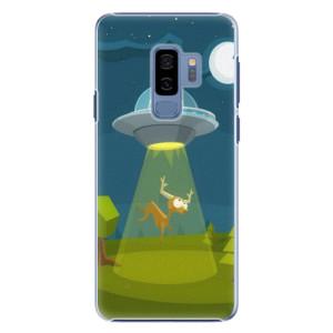 Plastové pouzdro iSaprio Alien 01 na mobil Samsung Galaxy S9 Plus