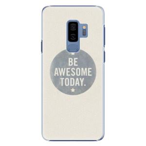 Plastové pouzdro iSaprio Awesome 02 na mobil Samsung Galaxy S9 Plus