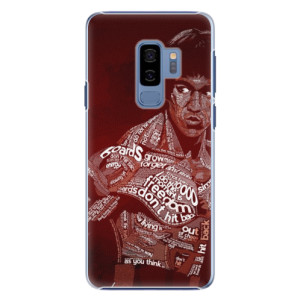 Plastové pouzdro iSaprio Bruce Lee na mobil Samsung Galaxy S9 Plus