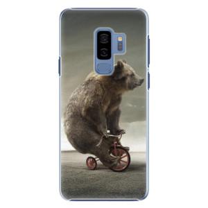 Plastové pouzdro iSaprio Bear 01 na mobil Samsung Galaxy S9 Plus
