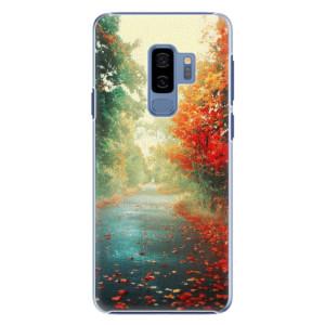 Plastové pouzdro iSaprio Autumn 03 na mobil Samsung Galaxy S9 Plus