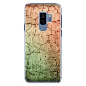 Plastové pouzdro iSaprio Rozpraskaná Zeď 01 na mobil Samsung Galaxy S9 Plus