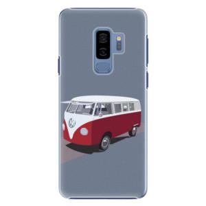 Plastové pouzdro iSaprio VW Bus na mobil Samsung Galaxy S9 Plus