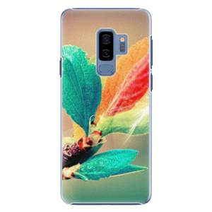 Plastové pouzdro iSaprio Autumn 02 na mobil Samsung Galaxy S9 Plus
