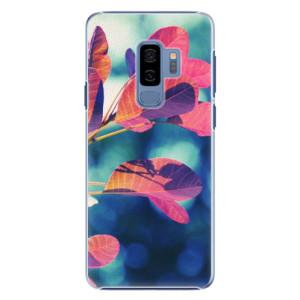 Plastové pouzdro iSaprio Autumn 01 na mobil Samsung Galaxy S9 Plus