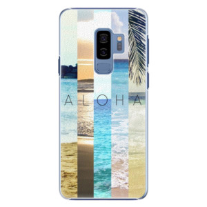 Plastové pouzdro iSaprio Aloha 02 na mobil Samsung Galaxy S9 Plus