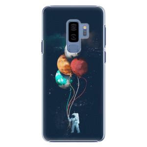 Plastové pouzdro iSaprio Balloons 02 na mobil Samsung Galaxy S9 Plus