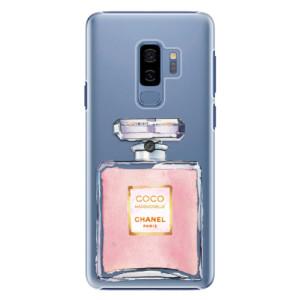 Plastové pouzdro iSaprio Chanel Rose na mobil Samsung Galaxy S9 Plus