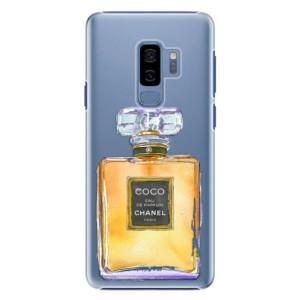 Plastové pouzdro iSaprio Chanel Gold na mobil Samsung Galaxy S9 Plus