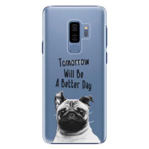 Plastové pouzdro iSaprio Better Day 01 na mobil Samsung Galaxy S9 Plus