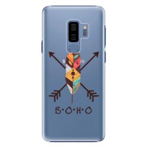 Plastové pouzdro iSaprio BOHO na mobil Samsung Galaxy S9 Plus