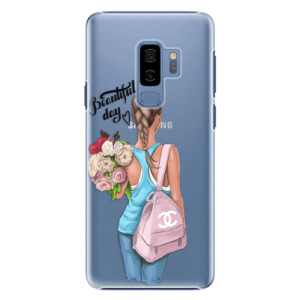 Plastové pouzdro iSaprio Beautiful Day na mobil Samsung Galaxy S9 Plus