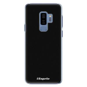 Plastové pouzdro iSaprio 4Pure černé na mobil Samsung Galaxy S9 Plus