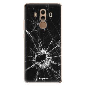 Plastové pouzdro iSaprio Broken Glass 10 na mobil Huawei Mate 10 Pro