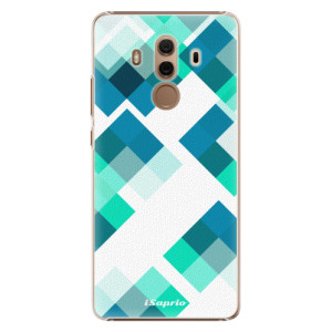 Plastové pouzdro iSaprio Abstract Squares 11 na mobil Huawei Mate 10 Pro
