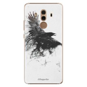 Plastové pouzdro iSaprio Havran 01 na mobil Huawei Mate 10 Pro