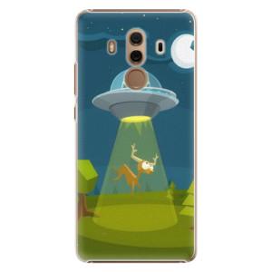 Plastové pouzdro iSaprio Alien 01 na mobil Huawei Mate 10 Pro