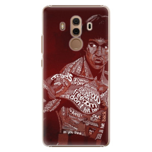 Plastové pouzdro iSaprio Bruce Lee na mobil Huawei Mate 10 Pro